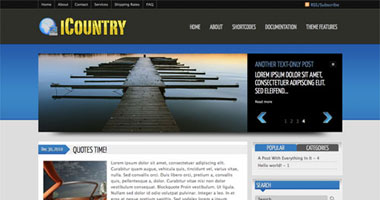 Permanent Link to iCountry