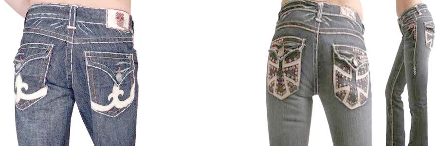 Tight Jeans and Laguna Beach Jeans