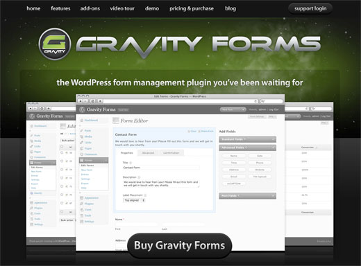 Gravity Forms Coupon Code Discount