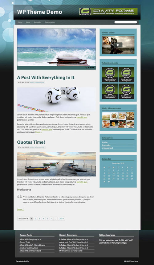 Astylist WordPress Theme