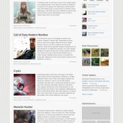 Infolio WordPress Theme