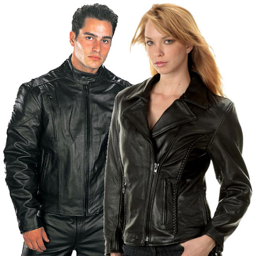 Leather Jacket For Motorcycle Riding