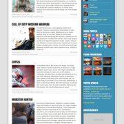 vernish wordpress theme