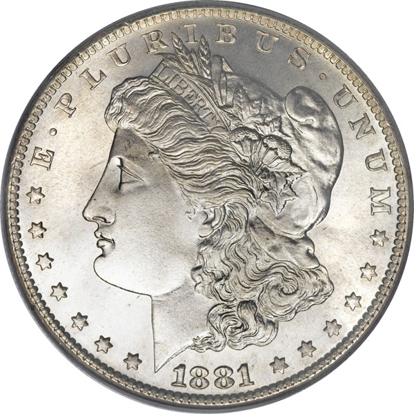 Invest in Morgan Dollars