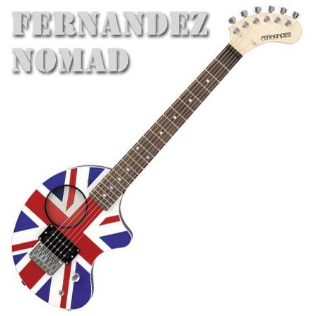 Fernandes Nomad Standard Electric Guitar