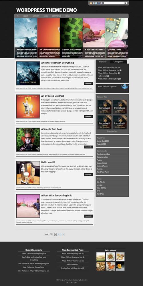 Frontway WordPress Theme